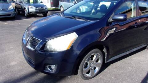 2009 Pontiac Vibe for sale at Eagle's Wings Auto Sales in Hilton NY