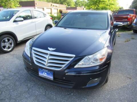 2009 Hyundai Genesis for sale at Balic Autos Inc in Lanham MD