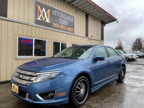 2010 Ford Fusion for sale at M & A Affordable Cars in Vancouver WA
