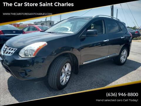 2013 Nissan Rogue for sale at The Car Store Saint Charles in Saint Charles MO