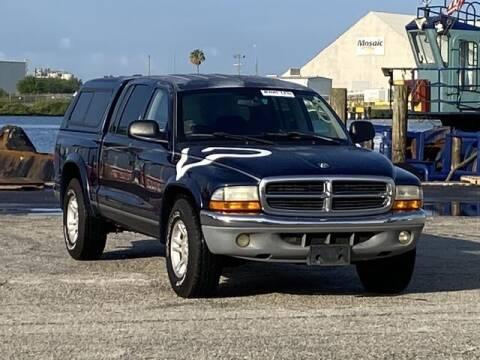 2002 Dodge Dakota for sale at Pioneers Auto Broker in Tampa FL