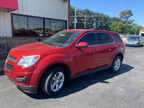 2015 Chevrolet Equinox for sale at Auto Credit Xpress in Jonesboro AR