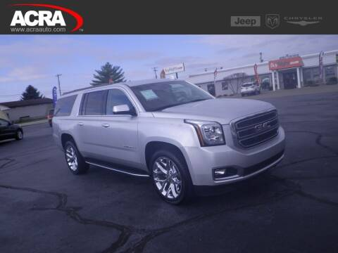 2017 GMC Yukon XL for sale at BuyRight Auto in Greensburg IN
