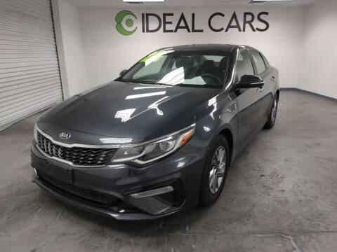 2019 Kia Optima for sale at Ideal Cars East Mesa in Mesa AZ