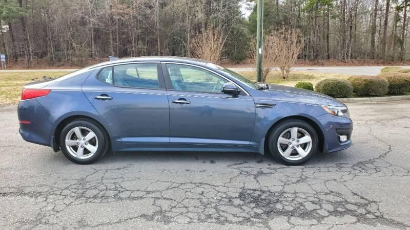 2015 Kia Optima for sale at United Auto LLC in Fort Mill SC