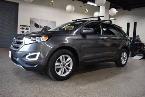 2016 Ford Edge for sale at DONE DEAL MOTORS in Canton MA