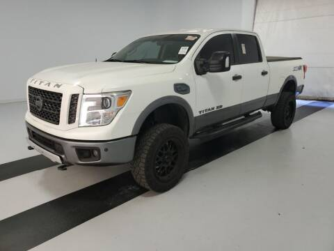 2016 Nissan Titan XD for sale at A.I. Monroe Auto Sales in Bountiful UT