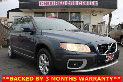 2009 Volvo XC70 for sale at CERTIFIED CAR CENTER in Fairfax VA