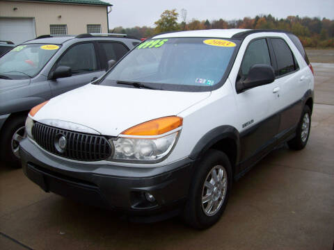 2003 Buick Rendezvous for sale at Summit Auto Inc in Waterford PA