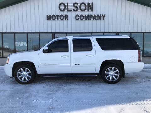 2014 GMC Yukon XL for sale at Olson Motor Company in Morris MN
