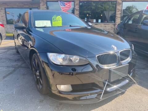 2009 BMW 3 Series for sale at Zs Auto Sales Burlington in Burlington WI