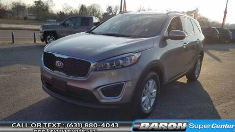 2018 Kia Sorento for sale at Baron Super Center in Patchogue NY