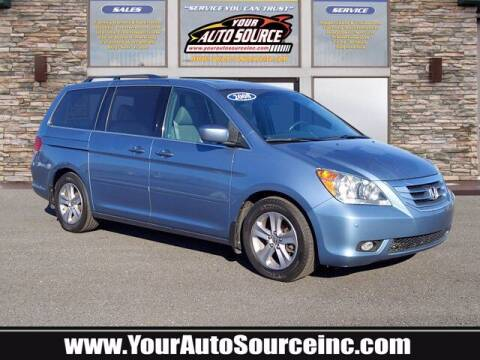 2008 Honda Odyssey for sale at Your Auto Source in York PA