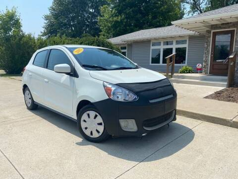 2015 Mitsubishi Mirage for sale at 1st Choice Auto, LLC in Fairview PA