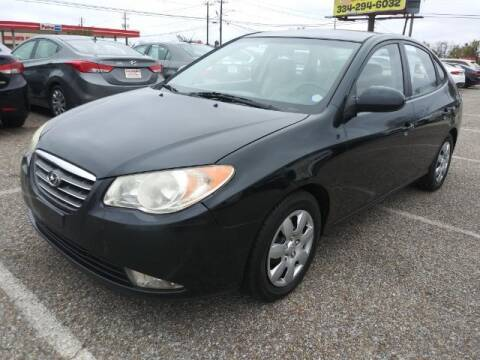 2008 Hyundai Elantra for sale at 2nd Chance Auto Sales in Montgomery AL
