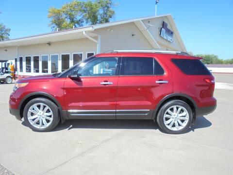 2014 Ford Explorer for sale at Milaca Motors in Milaca MN