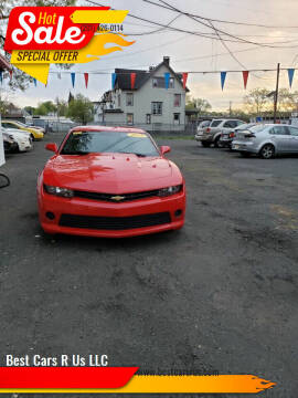 2015 Chevrolet Camaro for sale at Best Cars R Us LLC in Irvington NJ