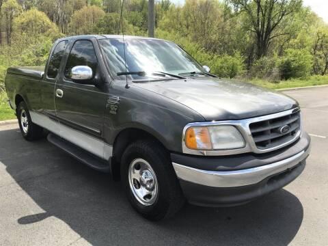 2003 Ford F-150 for sale at J & D Auto Sales in Dalton GA