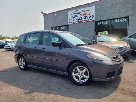 2007 Mazda MAZDA5 for sale at Auto Deals in Roselle IL