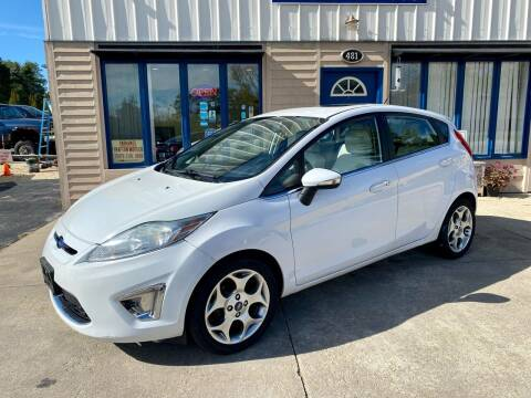 2011 Ford Fiesta for sale at Danny's Auto Deals in Grafton WI