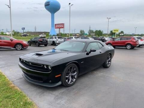 2019 Dodge Challenger for sale at BORGMAN OF HOLLAND LLC in Holland MI