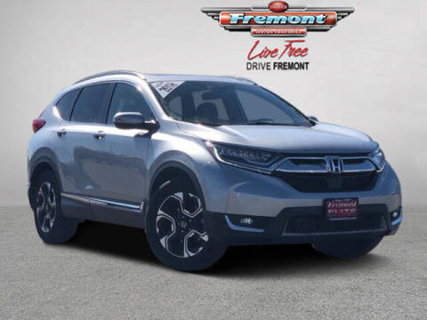 2018 Honda CR-V for sale at Rocky Mountain Commercial Trucks in Casper WY