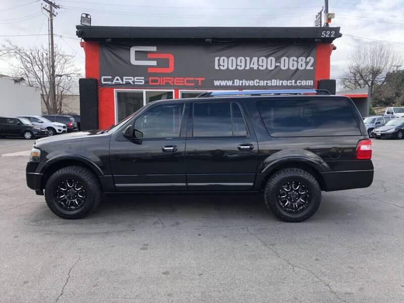 2011 Ford Expedition EL for sale at Cars Direct in Ontario CA