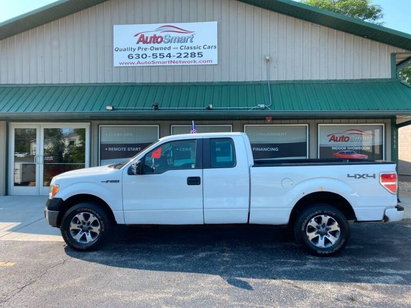 2009 Ford F-150 for sale at AutoSmart in Oswego IL