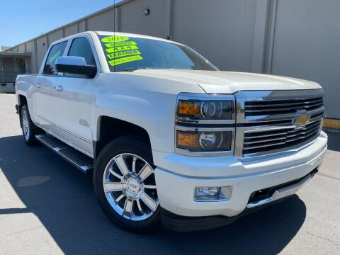 2014 Chevrolet Silverado 1500 for sale at Xtreme Truck Sales in Woodburn OR