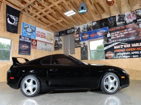1997 Toyota Supra for sale at 57 AUTO in Feeding Hills MA