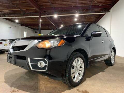 2012 Acura RDX for sale at International Auto Sales in Hasbrouck Heights NJ