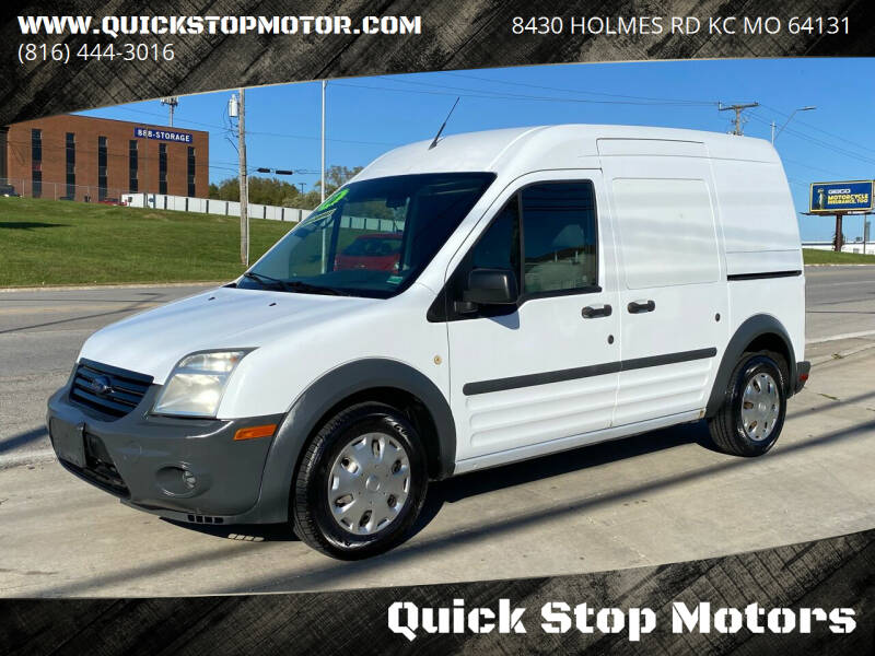 2010 Ford Transit Connect for sale at Quick Stop Motors in Kansas City MO
