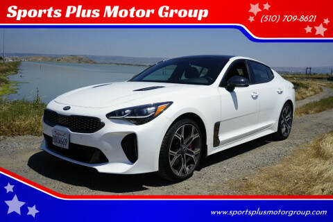 2018 Kia Stinger for sale at Sports Plus Motor Group LLC in Sunnyvale CA
