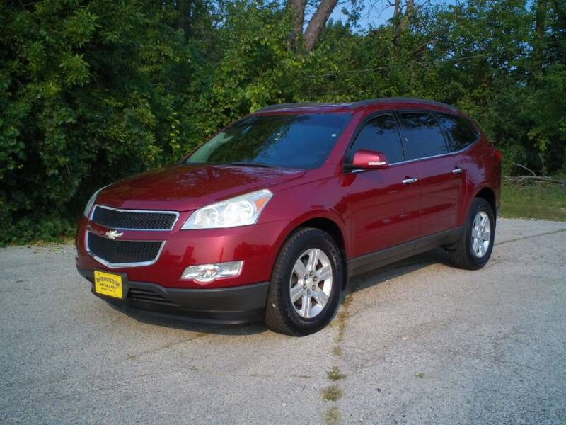 2010 Chevrolet Traverse for sale at BestBuyAutoLtd in Spring Grove IL