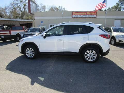 2013 Mazda CX-5 for sale at DERIK HARE in Milton FL