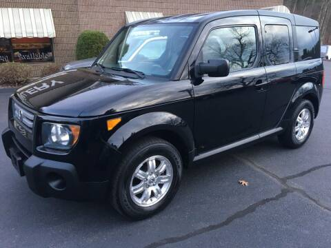 2008 Honda Element for sale at Depot Auto Sales Inc in Palmer MA