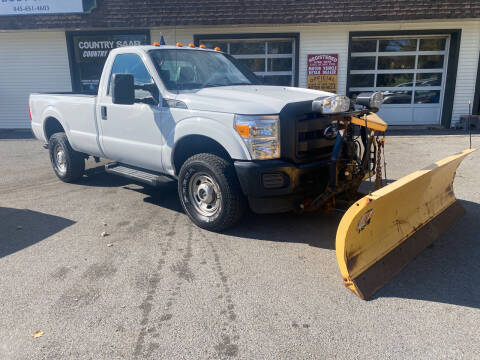 2015 Ford F-250 Super Duty for sale at COUNTRY SAAB OF ORANGE COUNTY in Florida NY