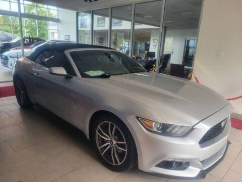 2016 Ford Mustang for sale at Adams Auto Group Inc. in Charlotte NC