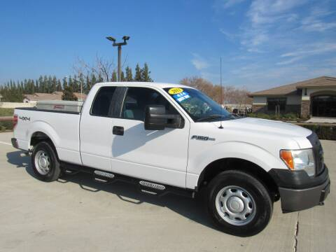 2011 Ford F-150 for sale at Repeat Auto Sales Inc. in Manteca CA