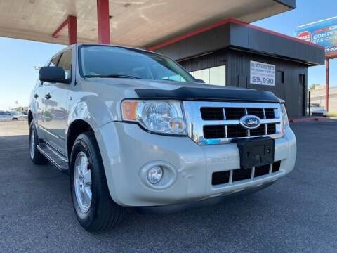 2008 Ford Escape for sale at JQ Motorsports East in Tucson AZ