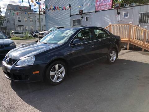 2008 Volkswagen Jetta for sale at 21st Ave Auto Sale in Paterson NJ