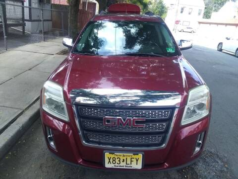 2011 GMC Terrain for sale at Wilson Investments LLC in Ewing NJ