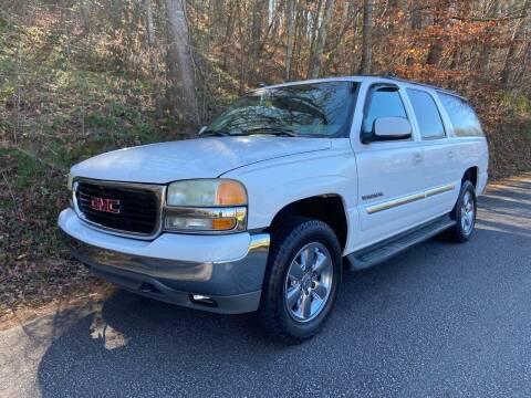 2004 GMC Yukon XL for sale at Lenoir Auto in Lenoir NC