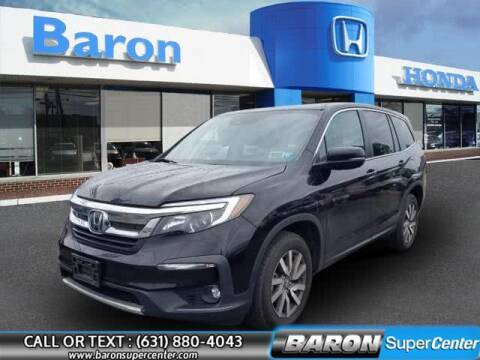 2019 Honda Pilot for sale at Baron Super Center in Patchogue NY