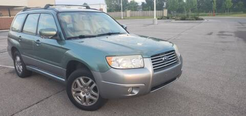 2007 Subaru Forester for sale at Sinclair Auto Inc. in Pendleton IN