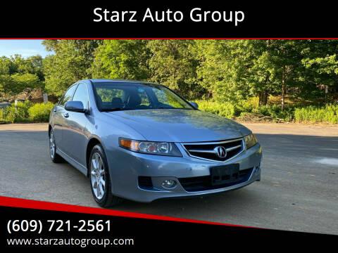 2008 Acura TSX for sale at Starz Auto Group in Delran NJ