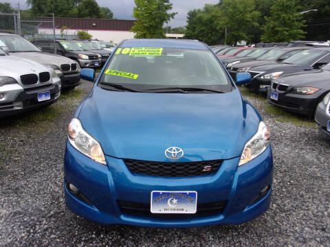 2010 Toyota Matrix for sale at Balic Autos Inc in Lanham MD