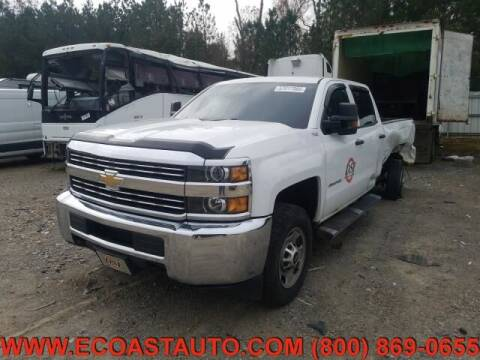 2018 Chevrolet Silverado 2500HD for sale at East Coast Auto Source Inc. in Bedford VA