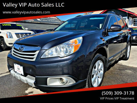 2011 Subaru Outback for sale at Valley VIP Auto Sales LLC in Spokane Valley WA