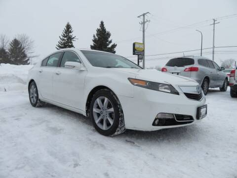 2012 Acura TL for sale at Import Exchange in Mokena IL